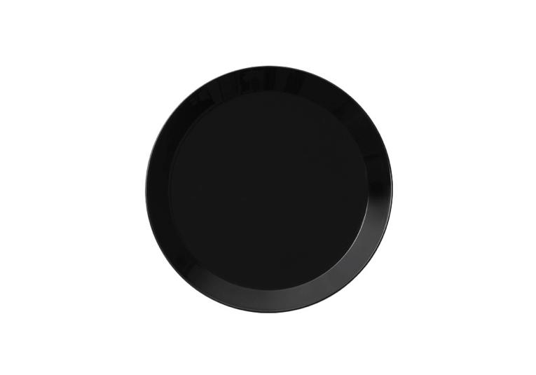 iittala-teema-dinner-plate  sc 1 st  Designer Drains & 10 Dramatic Black Dinnerware PIeces | Designer Drains