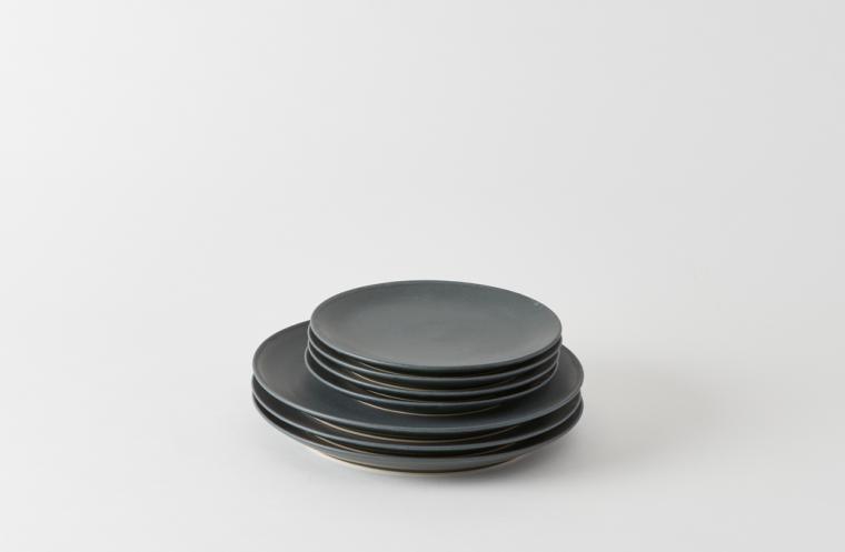 march-christiane-perrochon-slate-grey & 10 Dramatic Black Dinnerware PIeces | Designer Drains