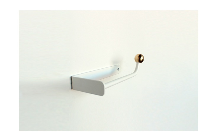 japanese toilet paper holder. Above  Koizumi Studio s White Porcelain Toilet Paper Holder includes a beech rod 4 644 40 32 Contact in Japan for availability and 10 Easy Pieces Indie Holders Remodelista Designer