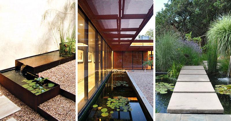 backyard ponds and water gardens ideas for your landscape designer rh designerdrains com